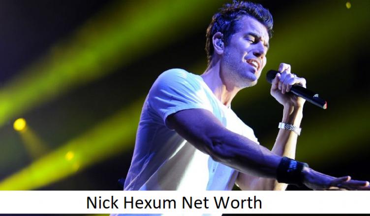 Nick Hexum Net Worth