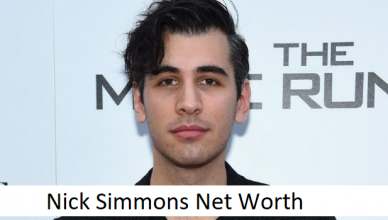 Nick Simmons Net Worth