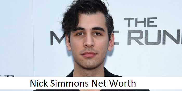 Nick Simmons Net Worth