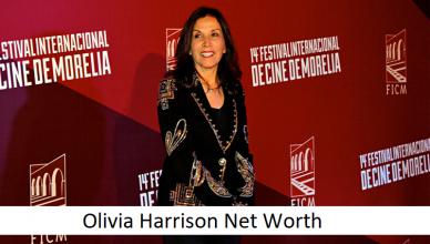 Olivia Harrison Net Worth