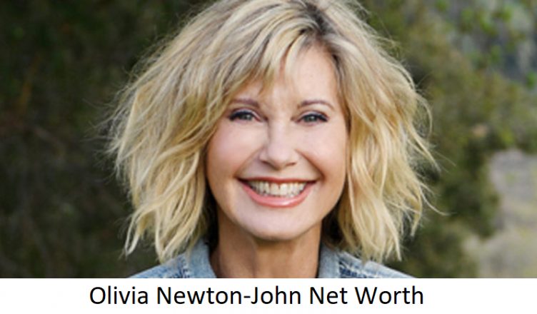 Olivia Newton-John Net Worth