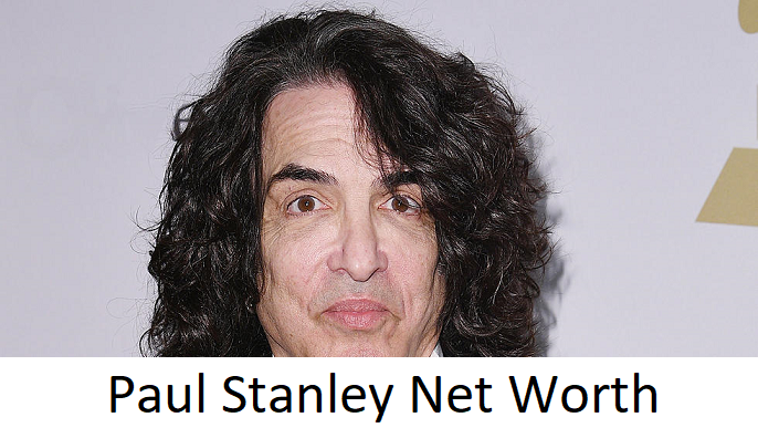 Paul Stanley Net Worth
