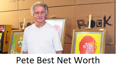 Pete Best Net Worth