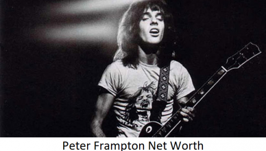Peter Frampton Net Worth