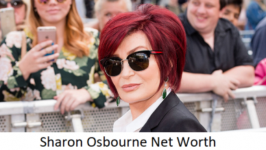 Sharon Osbourne Net Worth