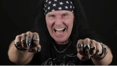 AC/DC's Dave Evans Is He Ever Slept With Rosie
