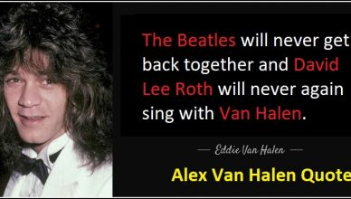 Alex Van Halen Quotes