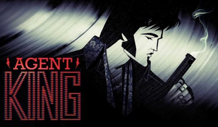 An Elvis Presley Adult Animated Comedy Series 'Agent King' Orders by Netflix