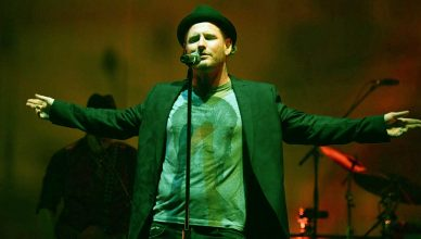 Corey Taylor of Slipknot Made an Emotional Conversation