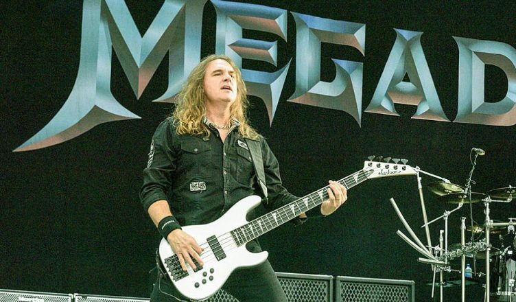 DAVID ELLEFSON of MEGADETH looks back at the nearby riots that inspired 'Holy Wars ... The punishment due'