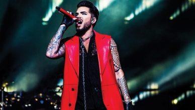Freddie Mercury would be proud to Adam Lambert WHY?