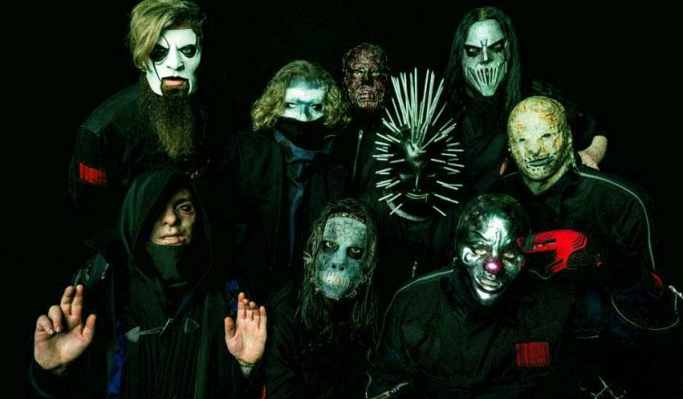 Heavy metal legends Slipknot have knocked Ed Sheeran from the top of the charts with We Are Not Your Kind