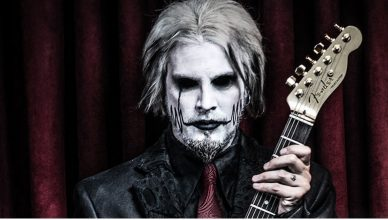 John 5 about playing with David Lee Roth 'It's like working with your hero'