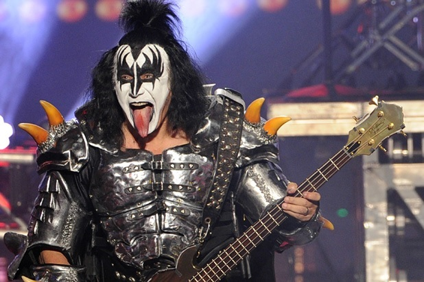 KISS' Gene Simmons Posted a Photo with US President