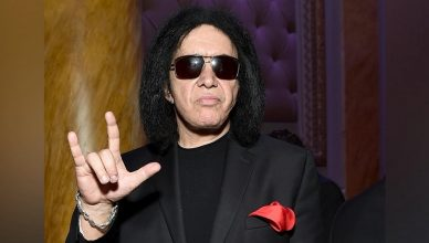 KISS's Gene Simmons Says Hi Kendall Jenner With a Metal Emoji And Shared The Photo