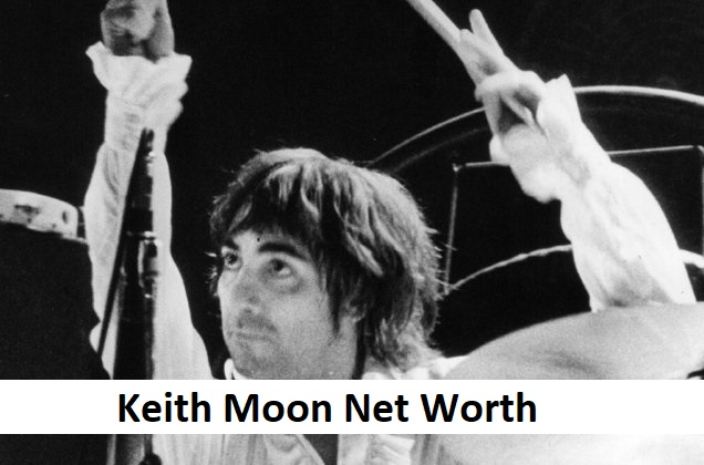 Keith Moon Net Worth