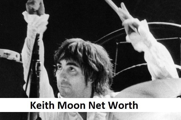 Keith Moon Net Worth