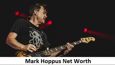 Mark Hoppus Net Worth