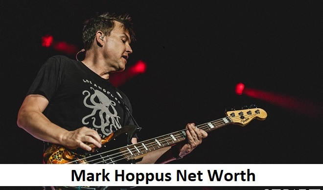 Mark Hoppus Net Worth