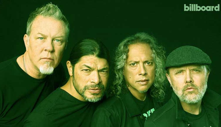 Metallica's Santiago Concert Tickets Sells Out In Less Than Three Hours