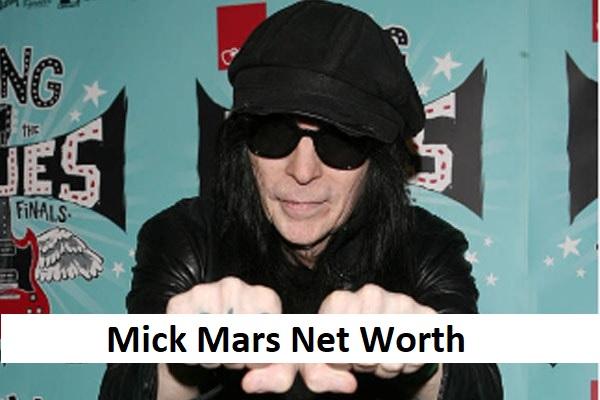 Mick Mars Net Worth