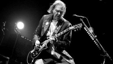 Neil Young and Crazy Horse's new Album 'Colorado'