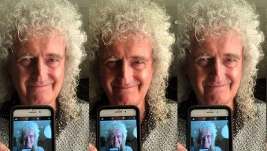 Queen's Brian May 'Pursuit of Infinity'