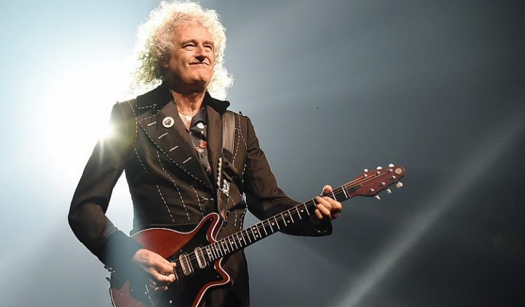"Queen's Brian May: ""I Felt Alight and Ready to Take Risks"""