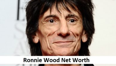 Ronnie Wood Net Worth
