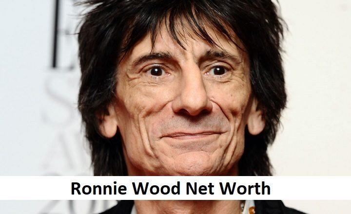 Ronnie Wood Net Worth