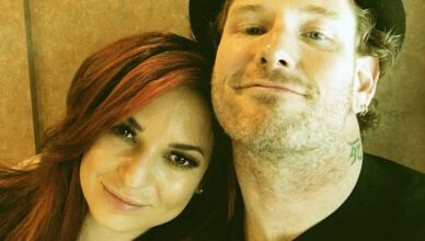 Slipknot Icon Corey Taylor's Fiancee Alicia Dove