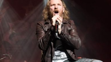 Slipknot and Stone Sour frontman Corey Taylor Will Start Work On a Aolo Album in 2021