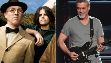 Tool's Adam Jones Compares Himself to Eddie Van Halen