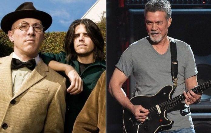 Tool's Adam Jones Compares Himself to Eddie Van Halen