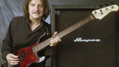 Black Sabbath's Geezer Butler Announced His Sister Death