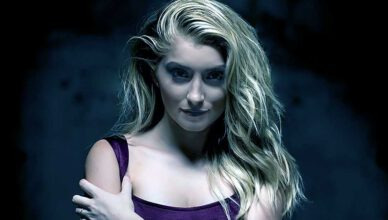 Dave Mustaine's Daughter Electra Mustaine Has Posted Hot Bikini Photos