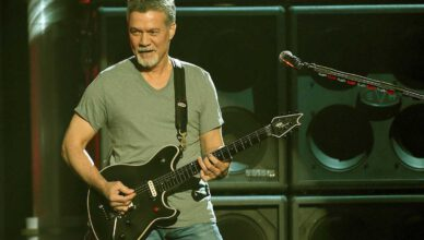 Eddie Van Halen's Wife Janie Van Halen Makes An Announcement About Retirement