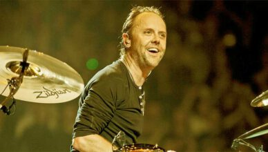 Lars Ulrich of Metallica Shares A Mysterious Photo And Ask The His Fans