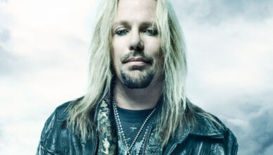 "Mötley Crüe's Vince Neil ""Rock Is Not Dead"""