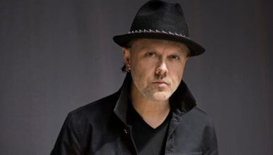 Metallica's Lars Ulrich Shared A Really Rare Younghood Photo