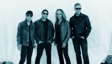 Metallica Shares New Logo For The First Time Ever