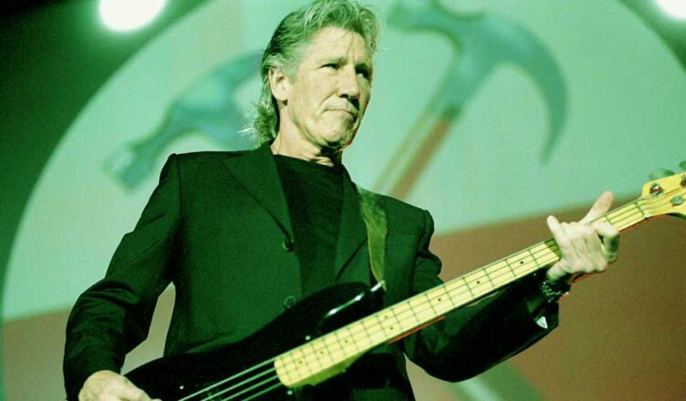 Pink Floyd's Roger Waters Countdown For Exciting Project