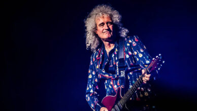 Queen's Brian May Shares Freddie Mercury Birthday Mystery