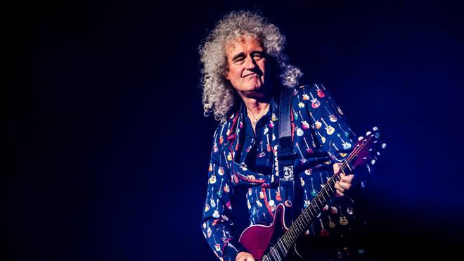 Queen's Brian May Shares Freddie Mercury Birthday Mystery