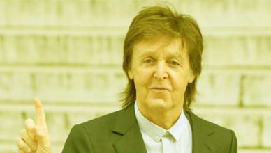 The Beatles's Paul McCartney Released His New Book Today