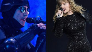 The Fight Of The Century: Taylor Swift vs. Tool