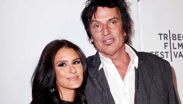 Tommy Lee's Wife Brittany Furlan Fooled Tommy With A Disgusting Sexist Joke