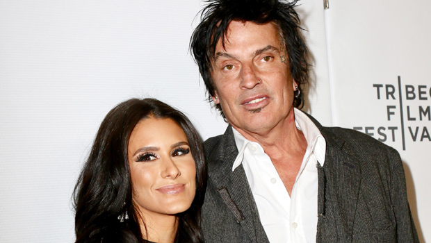 Tommy Lee's wife Brittany Furlan Lee reveals the strange guy in Tinder