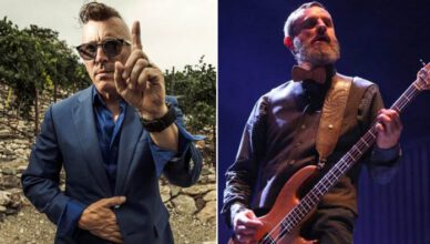"Tool's Justin Chancellor Said ""I Can't Do That"" After Maynard James Keenan Phone Call"