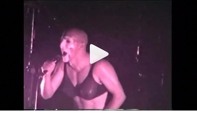 Video Leaked: Tool's Maynard James Keenan Wears A Interesting Bra